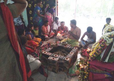 Santhoshimatha - Saraswathy Yagam (2)